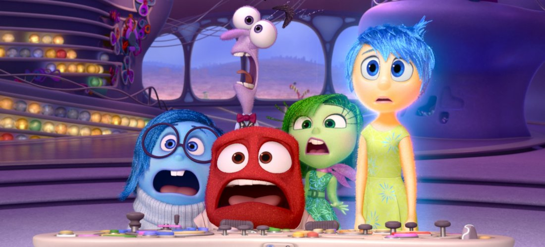 Inside Out (2015) – A WORKING VACATION